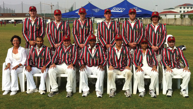 The Dragons, one of the SCC's two representative teams